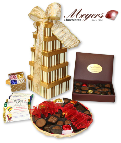 Meyers Corporate Gift Basket